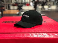 "HRVfitness Snap Back ""Black"""