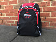 "HRVfitness Backpack ""Red"""