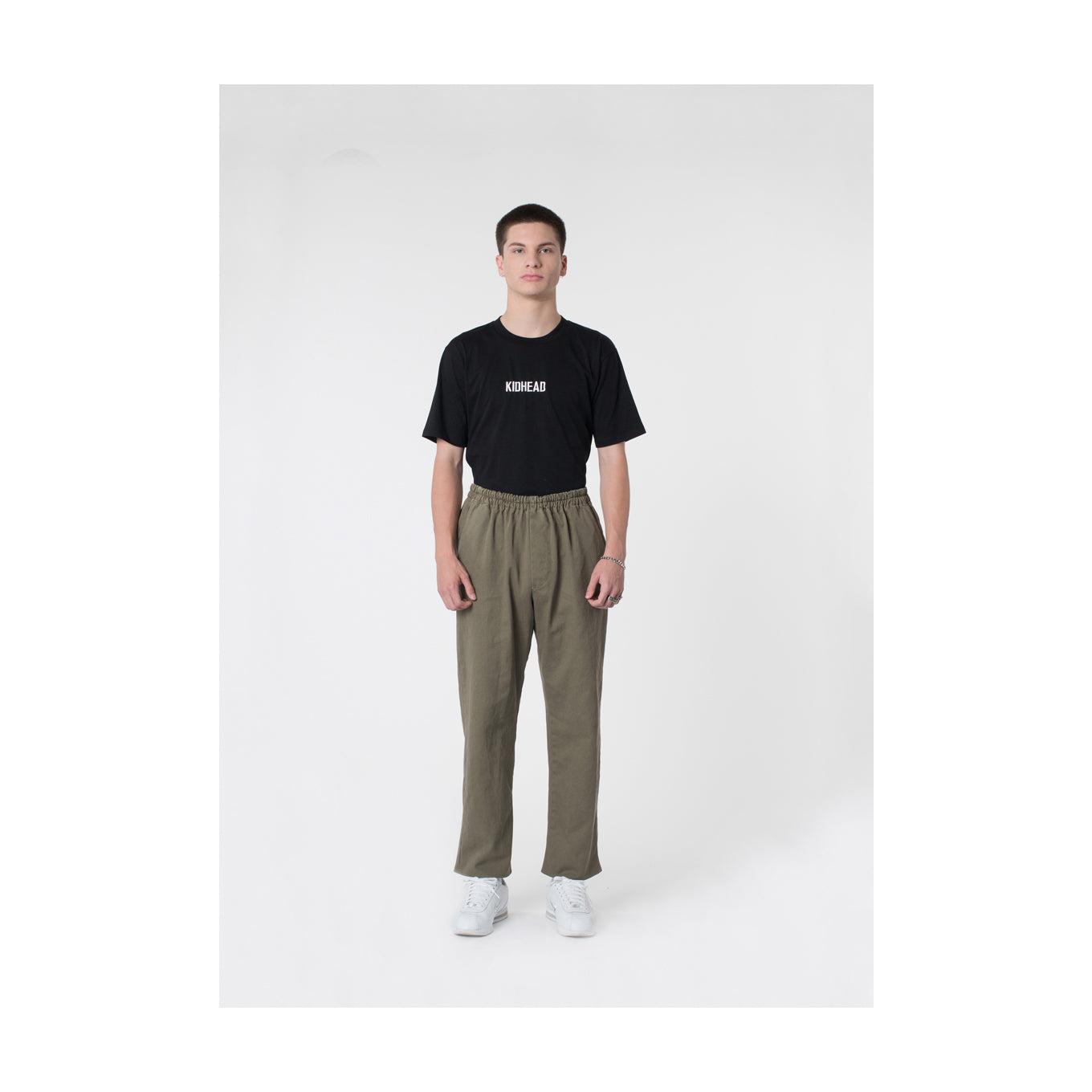 THE OLIVE SKIPPER PANTS