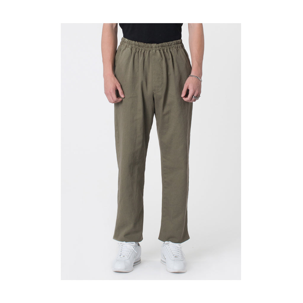 THE OLIVE SKIPPER PANTS (PRE-ORDER)