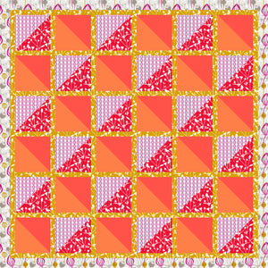CBTOP-2002 Custom Ready-To-Quilt Panel