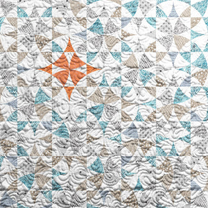 Chic Country Ready to Quilt Fabric Panel