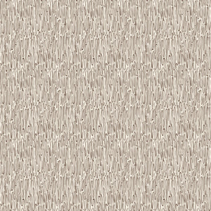 Bark in Ecru - Cotton Fabric By The Yard