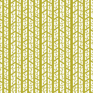 Aspens in Vine - Cotton Fabric By The Yard