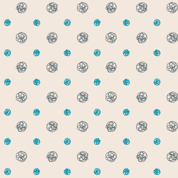 Dot - Cotton Fabric By The Yard