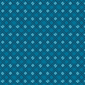 Aizomes in Blue - Cotton Fabric By The Yard