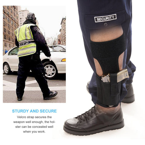 Ankle Holster - Concealed Ankle Holster