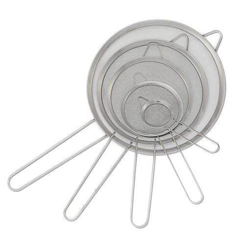 Stainless Steel Strainers - Premium Stainless Steel Mesh Strainer