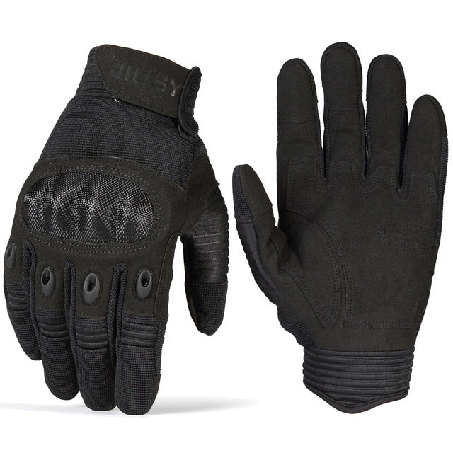 Military Tactical Gloves - Paintball Airsoft Tactical Gloves