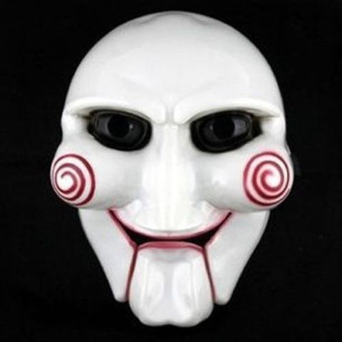 Halloween Party Jigsaw Saw Puppet Mask