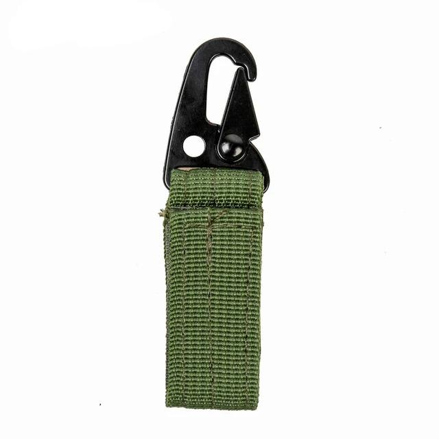 125CM Tactical Belt Elastic Nylon - Military Belt Magnetic Buckle Accessory Sports Equipment