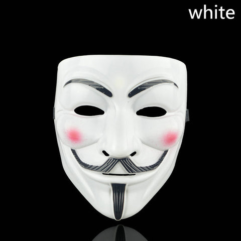 Party Mask V for Vendetta Anonymous Mask