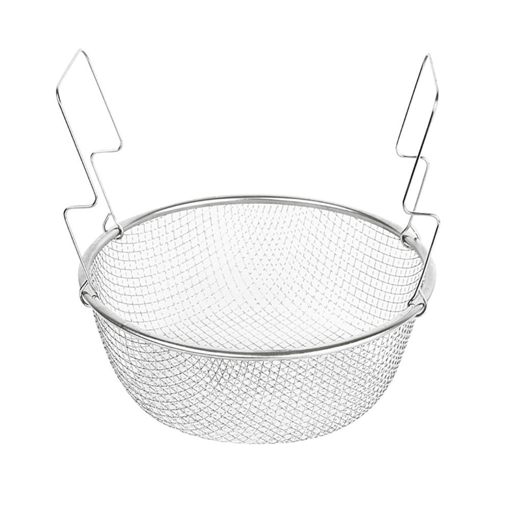 French Fries Basket Stainless Steel Strainer