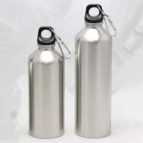 Stainless Steel Water Bottle Vacuum Thermos Insulated Metal Flask
