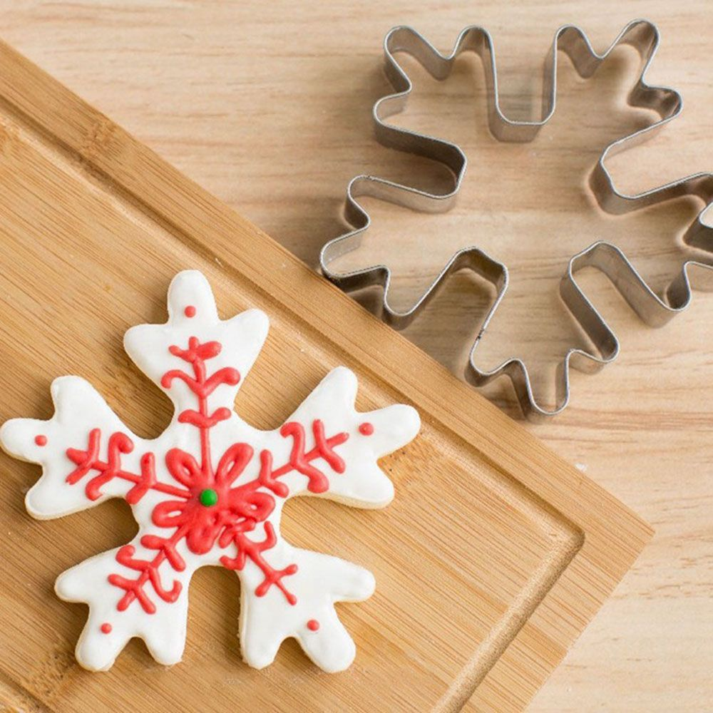 Snowflake Christmas Cookie Cutter