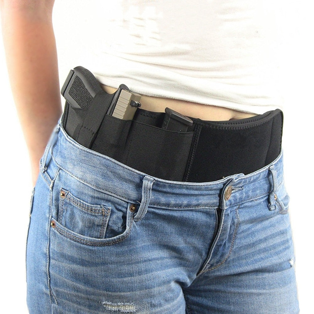 Ultimate Belly Band Holster - Gun Holsters