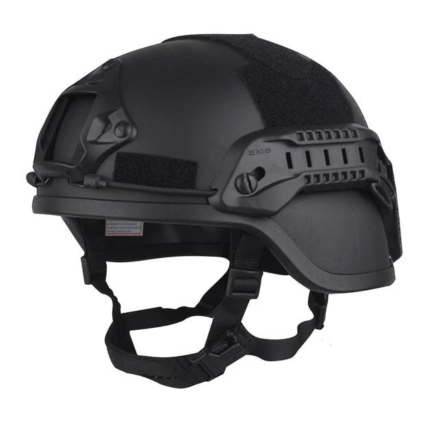 EMERSON Special Action Airsoft Helmet with Protective Pads