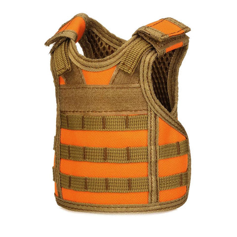 Molle Miniature Tactical Military Adjustable Vest