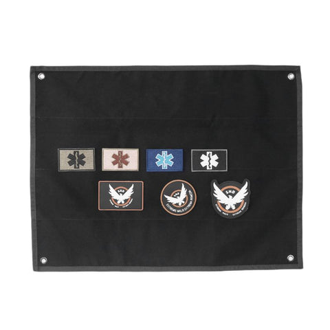 Military Patch Patch Display - Frame Tactical Badge