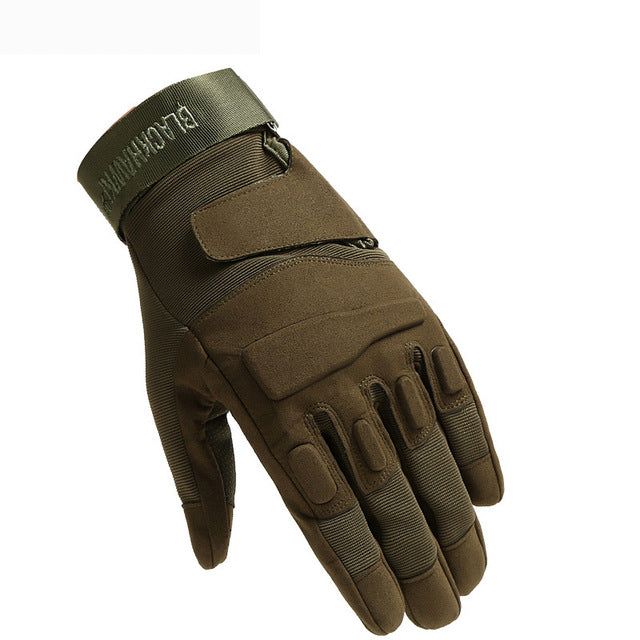 Tactical Gloves Climbing Men Full finger