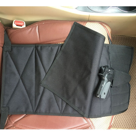 Car Seat Concealed Holster - Gun Holster