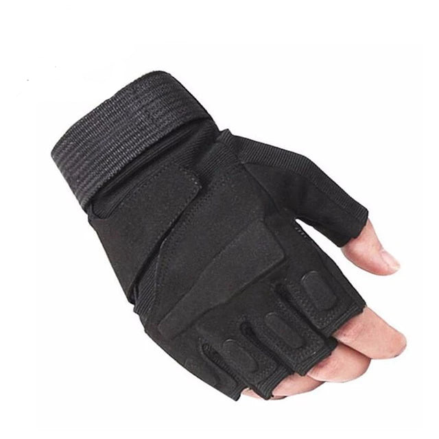 US Military Tactical Gloves - Full Finger Combat Motorcycle