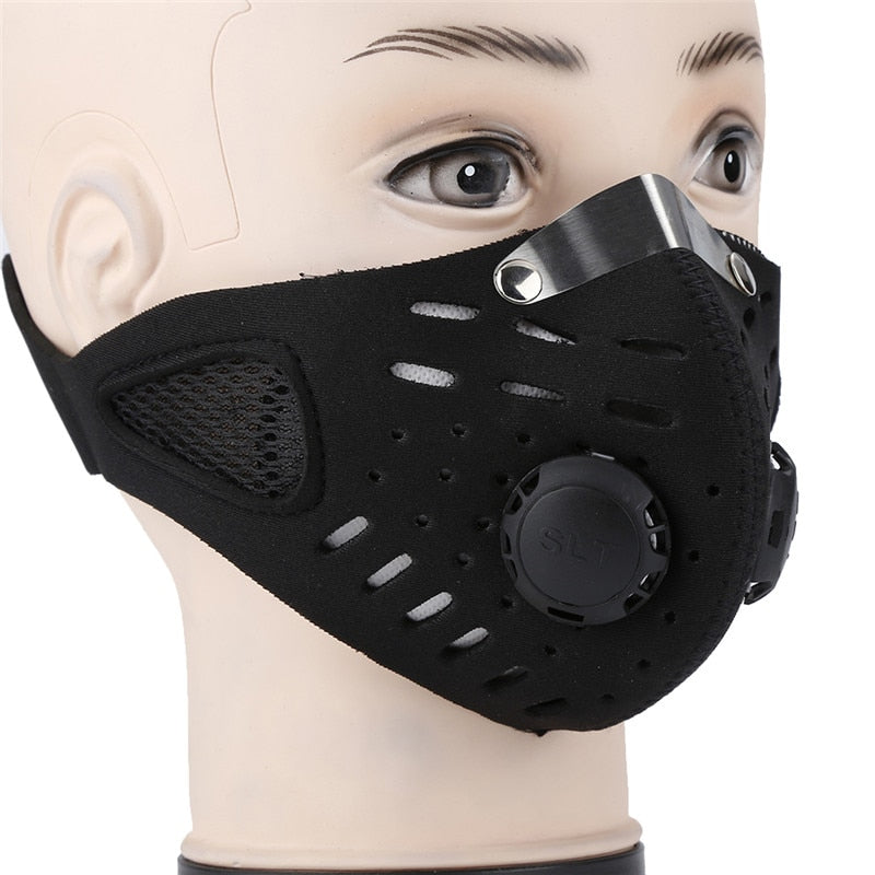 Motorcycle Half Faced Mask - Motorcycle Mask