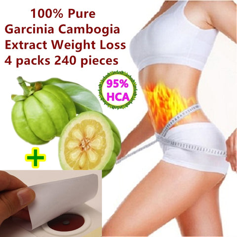 Pure Garcinia Cambogia Extract Weight Loss -  Slimming patch