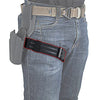 TMC Elastic Thigh Holster - Military Tactical Hunting Belt TMC2955 Black