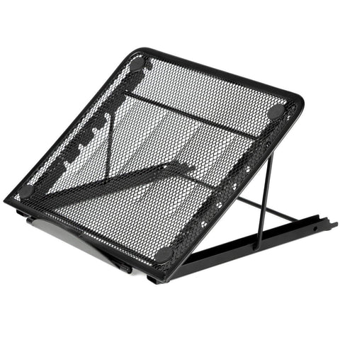 Mesh Ventilated Adjustable Laptop Stand
