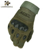 New Army Military for Men  Tactical Combat Gloves Non-slip Wear-resistant 3-color Military Equipment Tactical Men Accessories