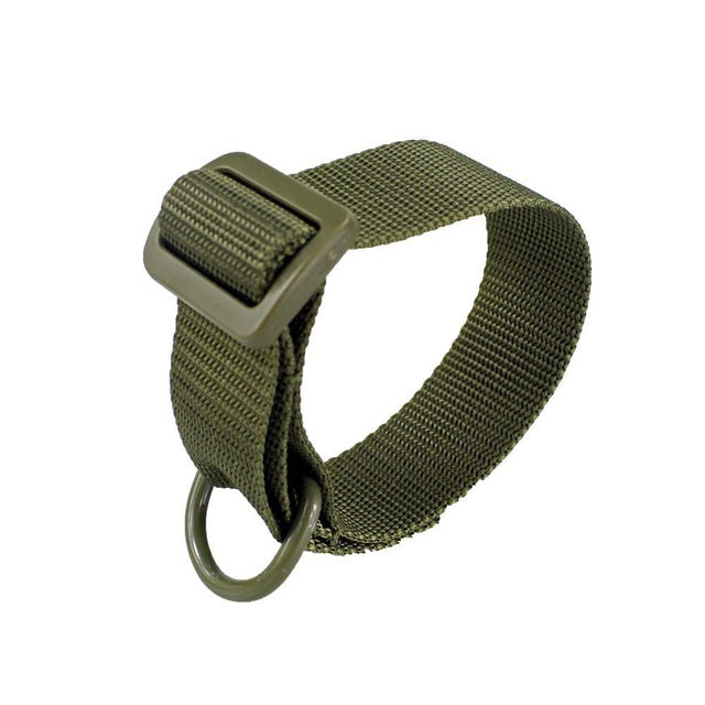 Abay Military Airsoft Tactical ButtStock Sling Adapter Rifle Stock Gun Strap Gun Rope Strapping Belt Hunting Accessories