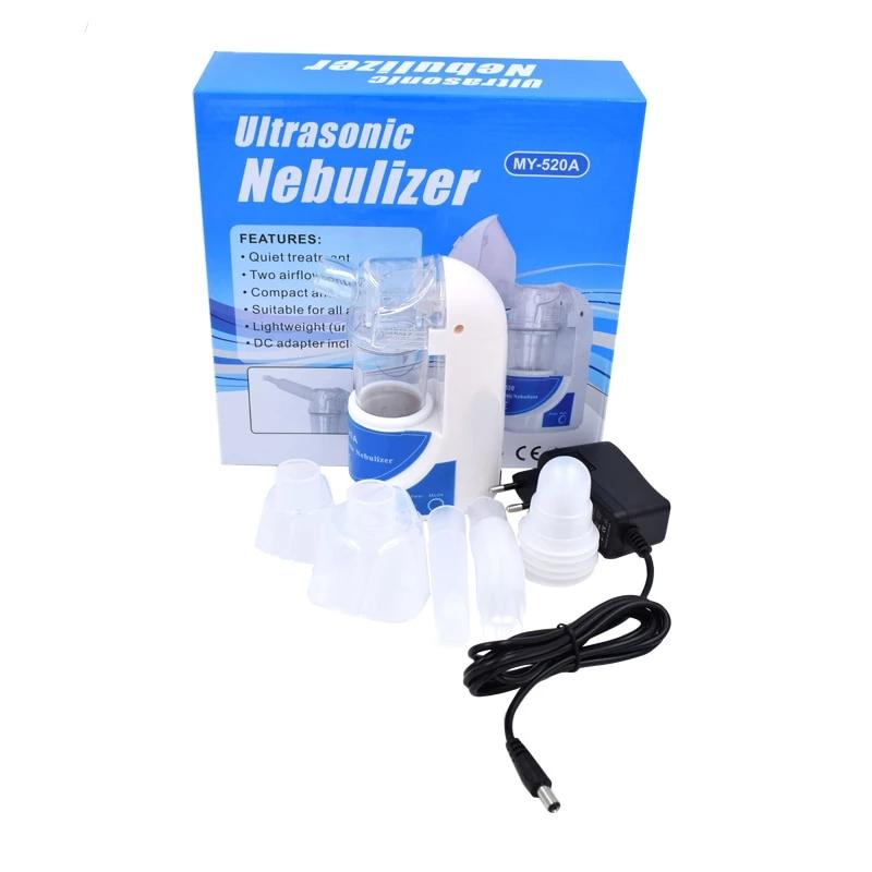 Portable Atomizer Mini Nebulizer - Handheld Airway Inhaler Nebulizer