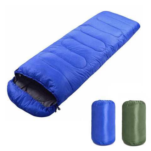 Portable Lightweight Envelope Sleeping Bag with Compression Sack