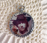 Custom Genealogy Ancestor Necklace