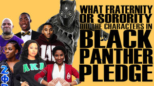 Black Panther Characters Pledge