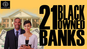 21 Black Owned Banks