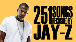 Jay-Z:  All 251 Songs Ranked
