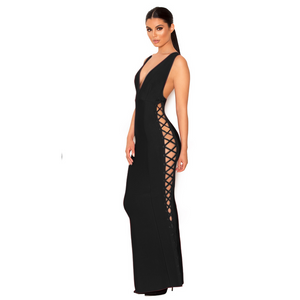 LACE ME UP Dress-Dress-Radical Behaviour