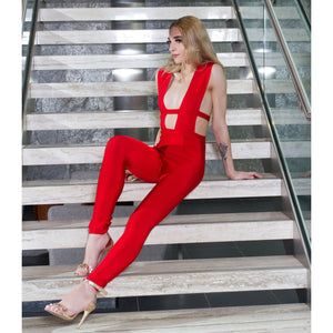 BRIANNA Jumpsuit-Jumpsuits-Radical Behaviour