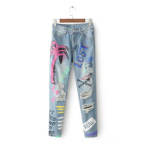 ARTIST Denim-Pants-Radical Behaviour