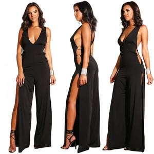 RISKEY Jumpsuit-Jumpsuits-Radical Behaviour