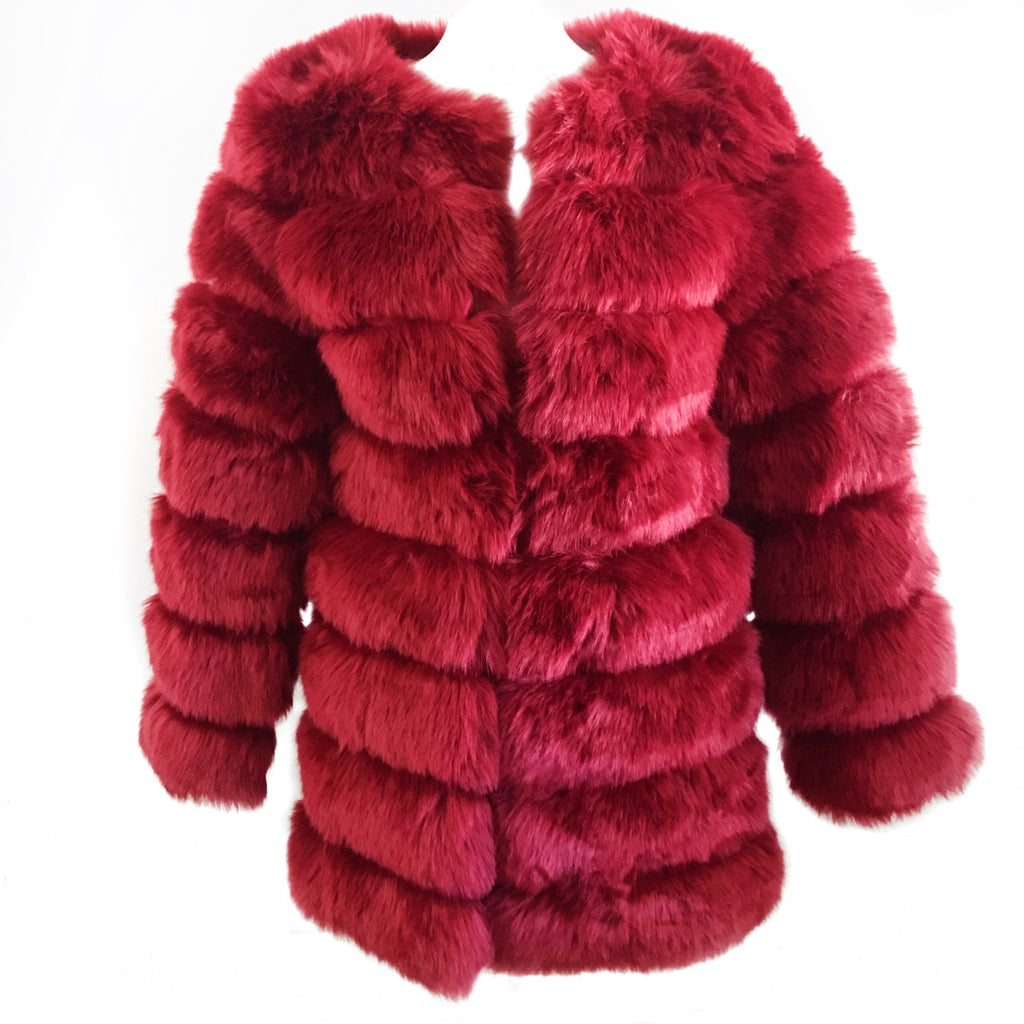 CERISE Coat-Outerwear-Radical Behaviour