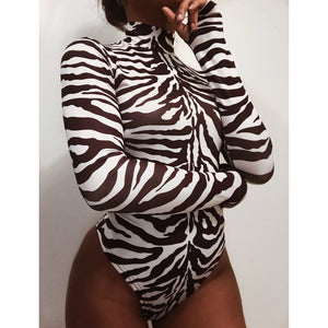 ANIMAL SPIRIT bodysuit-Bodysuits, top-Radical Behaviour