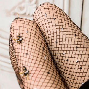 BUTTERFLY Tights-Accessories-Radical Behaviour