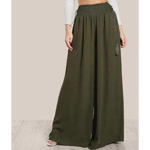 LEVI Wide Leg Pants-Pants-Radical Behaviour