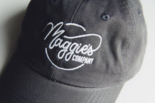 Load image into Gallery viewer, Maggie's Company Hat - Grey