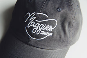 Maggie's Company Hat - Grey