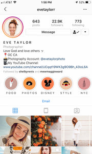 Custom Insta Story Covers