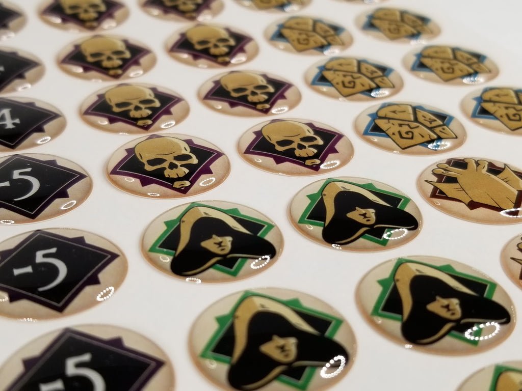 Arkham Horror LCG Chaos Tokens